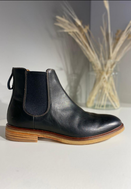 Boot Clarkdale Gobi Black 40