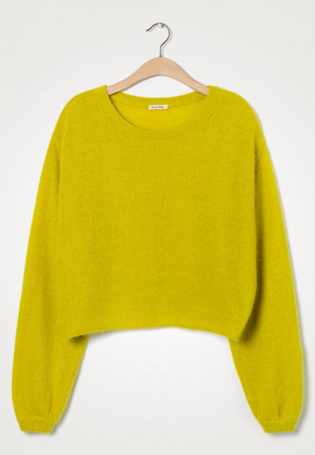 Pullover Moutarde  XS/S
